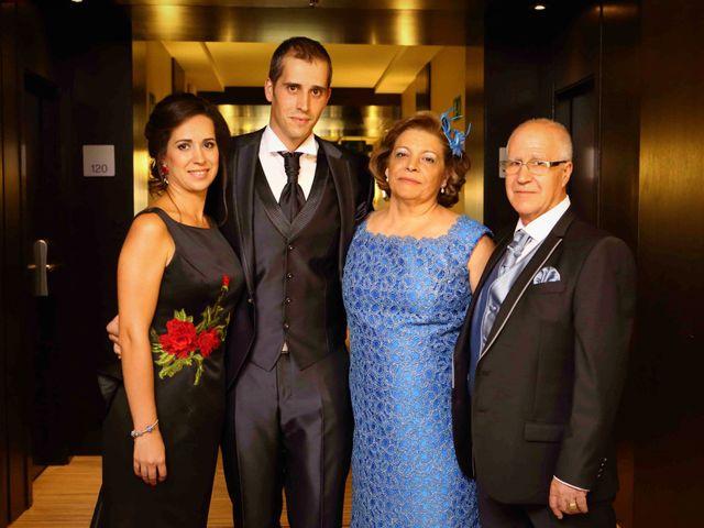 La boda de Javier y Ana en Aranjuez, Madrid 3