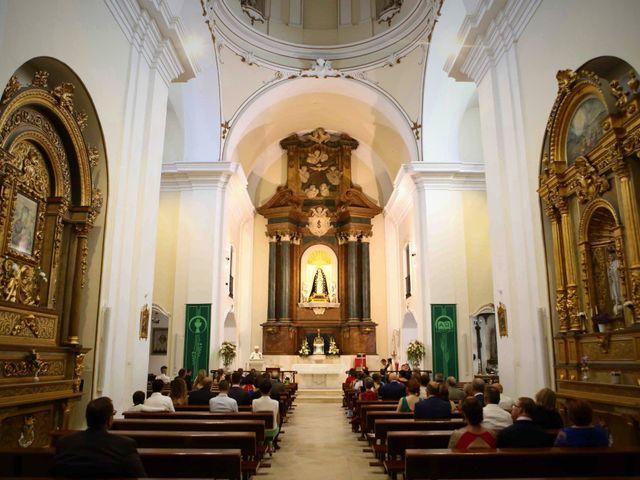 La boda de Javier y Ana en Aranjuez, Madrid 10