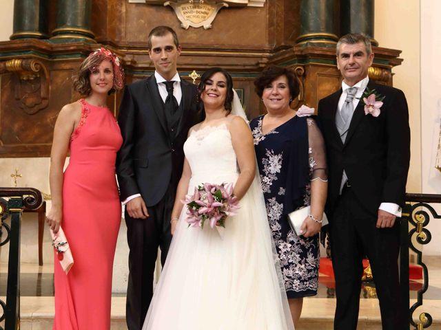 La boda de Javier y Ana en Aranjuez, Madrid 11