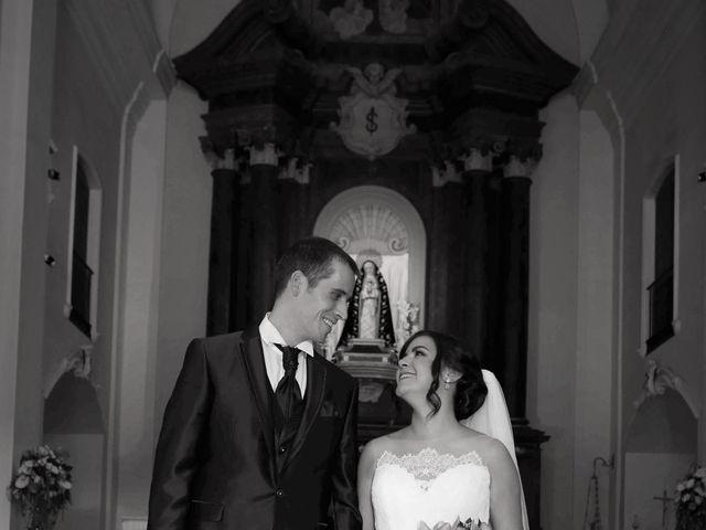 La boda de Javier y Ana en Aranjuez, Madrid 12