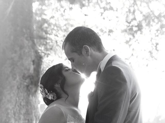La boda de Javier y Ana en Aranjuez, Madrid 1