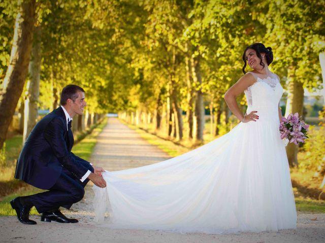 La boda de Javier y Ana en Aranjuez, Madrid 17