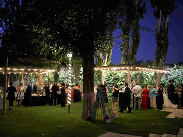 La boda de Javier y Ana en Aranjuez, Madrid 28