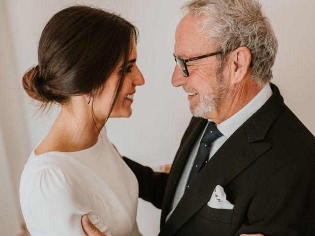 La boda de Mario y Leticia en Málaga, Málaga 33
