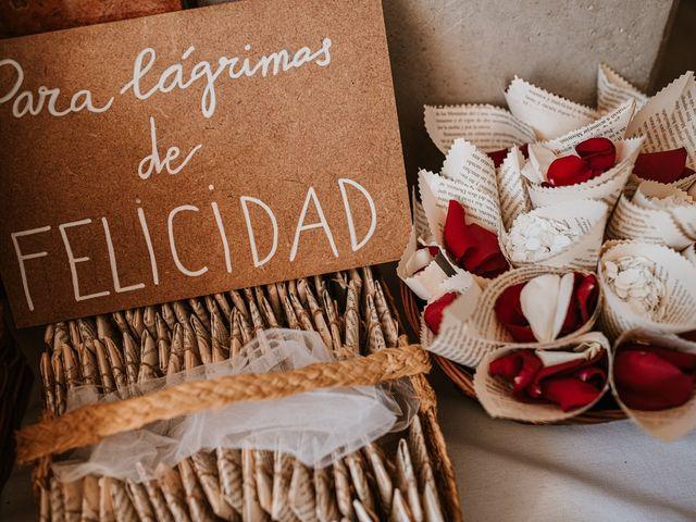 La boda de Mario y Leticia en Málaga, Málaga 54
