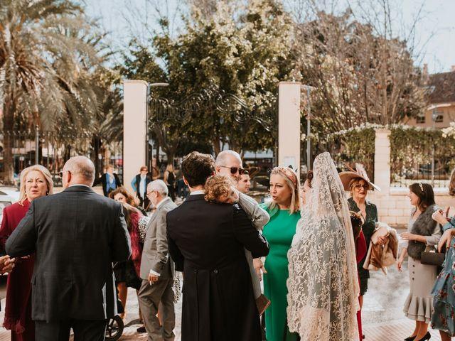 La boda de Mario y Leticia en Málaga, Málaga 55
