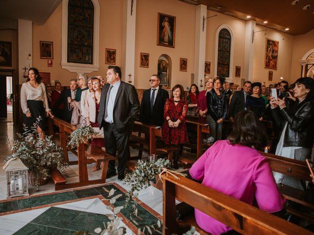 La boda de Mario y Leticia en Málaga, Málaga 57