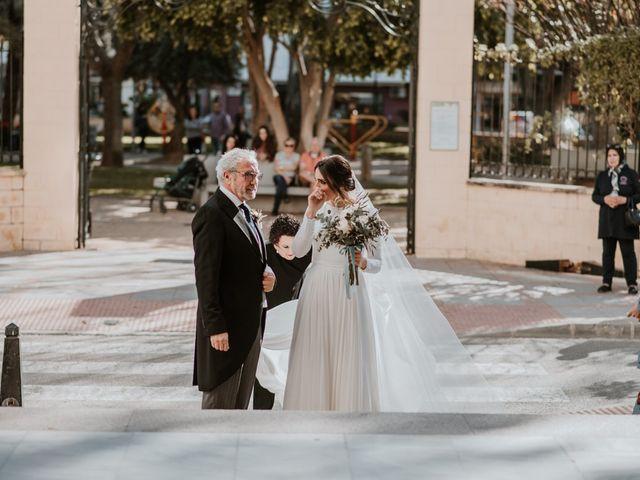 La boda de Mario y Leticia en Málaga, Málaga 61