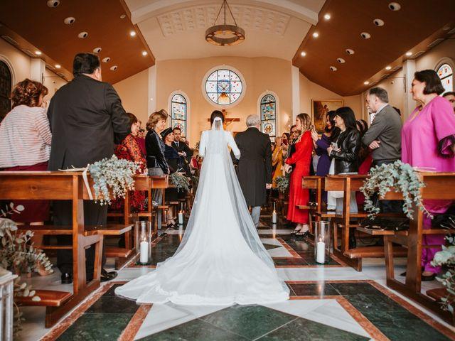 La boda de Mario y Leticia en Málaga, Málaga 62