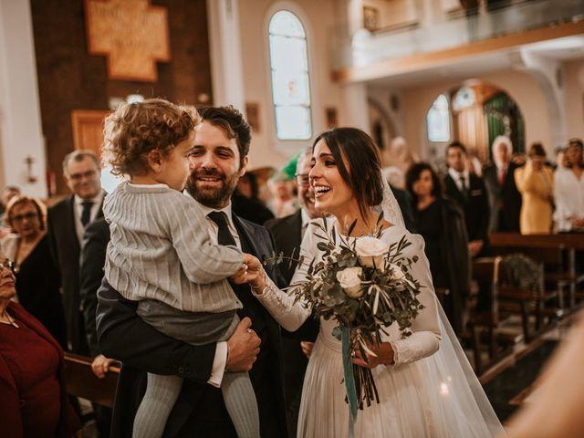La boda de Mario y Leticia en Málaga, Málaga 64