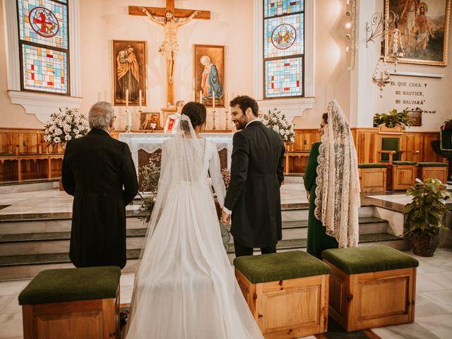 La boda de Mario y Leticia en Málaga, Málaga 65