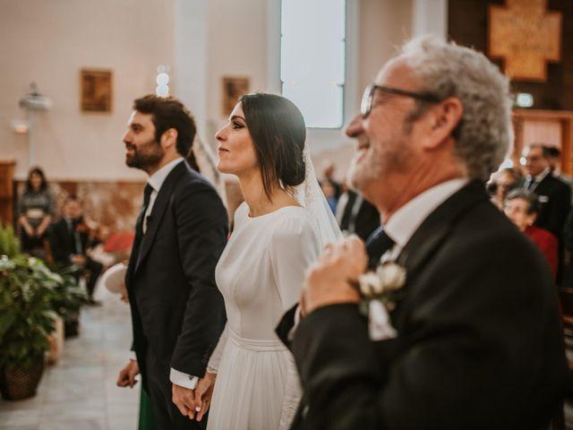 La boda de Mario y Leticia en Málaga, Málaga 71
