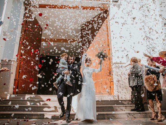 La boda de Mario y Leticia en Málaga, Málaga 75