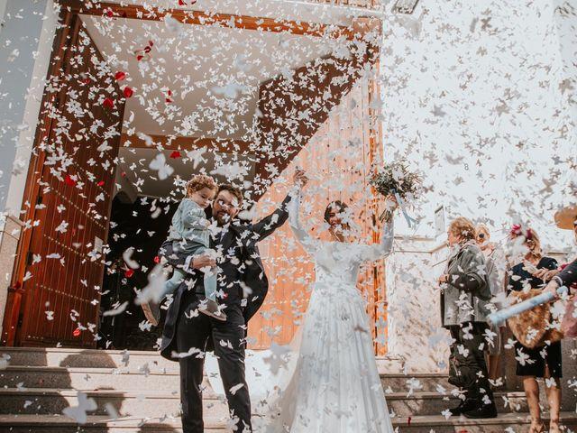 La boda de Mario y Leticia en Málaga, Málaga 77