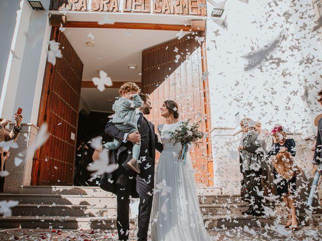 La boda de Mario y Leticia en Málaga, Málaga 78