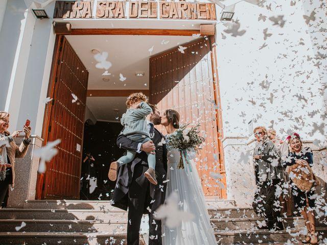 La boda de Mario y Leticia en Málaga, Málaga 79