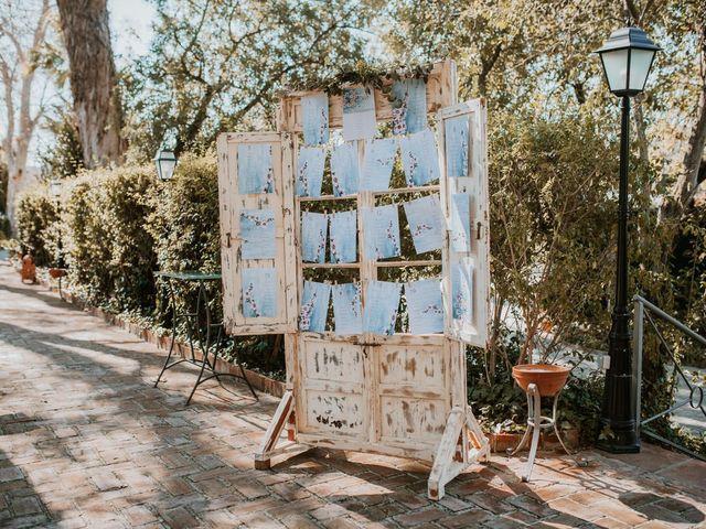 La boda de Mario y Leticia en Málaga, Málaga 87