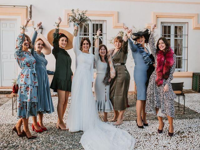 La boda de Mario y Leticia en Málaga, Málaga 93