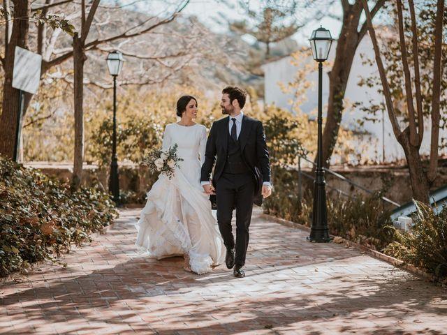 La boda de Mario y Leticia en Málaga, Málaga 104