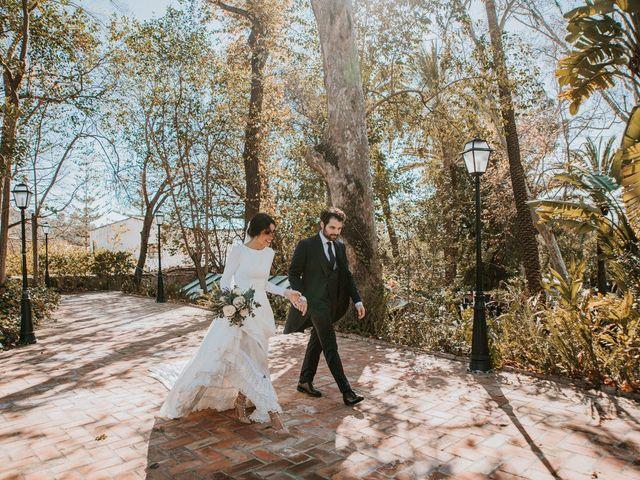 La boda de Mario y Leticia en Málaga, Málaga 105