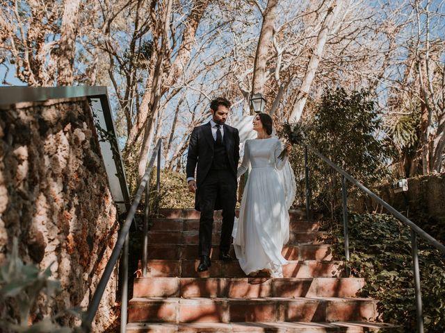 La boda de Mario y Leticia en Málaga, Málaga 110