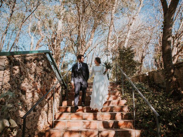 La boda de Mario y Leticia en Málaga, Málaga 111