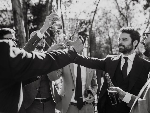 La boda de Mario y Leticia en Málaga, Málaga 139