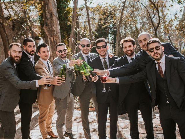 La boda de Mario y Leticia en Málaga, Málaga 140