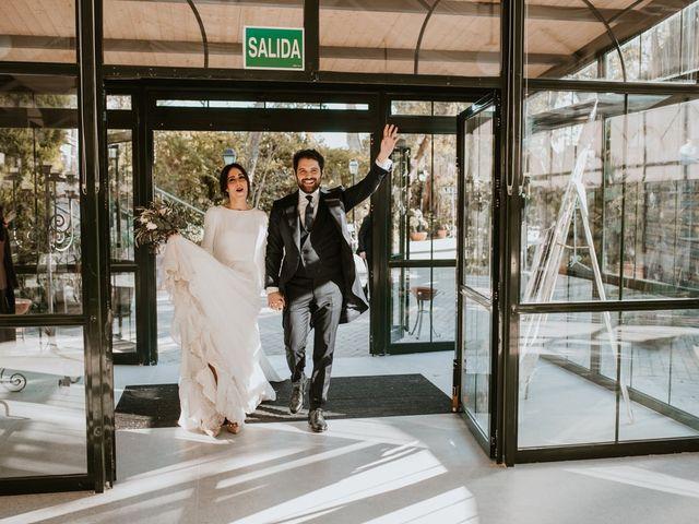 La boda de Mario y Leticia en Málaga, Málaga 169