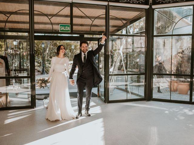 La boda de Mario y Leticia en Málaga, Málaga 170