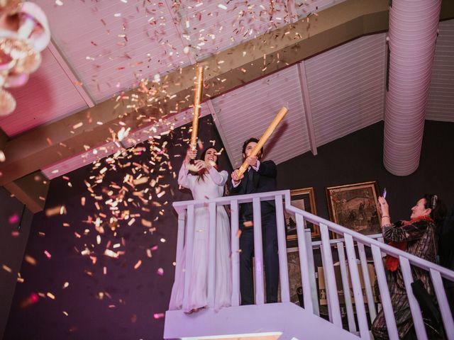 La boda de Mario y Leticia en Málaga, Málaga 187