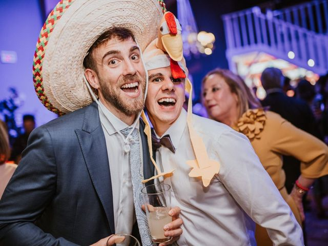 La boda de Mario y Leticia en Málaga, Málaga 208