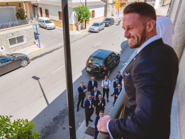 La boda de Almudena y Hugo en Rojales, Alicante 17