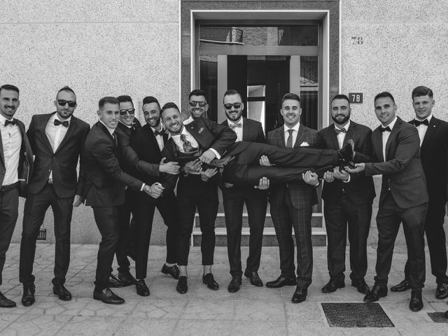 La boda de Almudena y Hugo en Rojales, Alicante 18