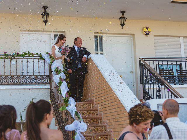 La boda de Almudena y Hugo en Rojales, Alicante 47