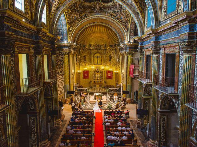 La boda de Almudena y Hugo en Rojales, Alicante 54