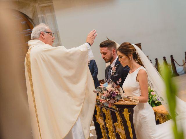 La boda de Almudena y Hugo en Rojales, Alicante 61