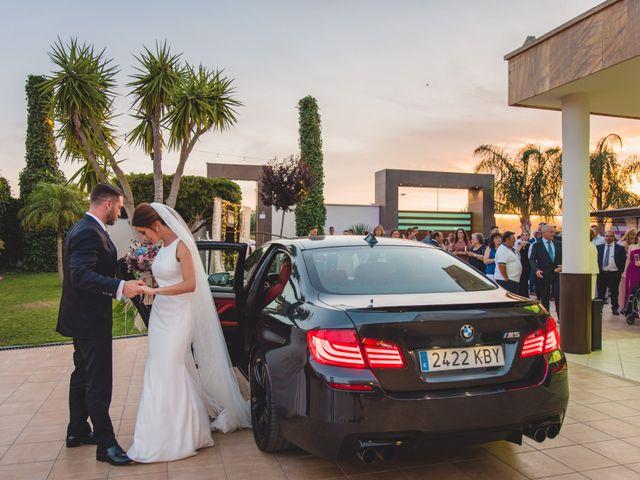 La boda de Almudena y Hugo en Rojales, Alicante 74