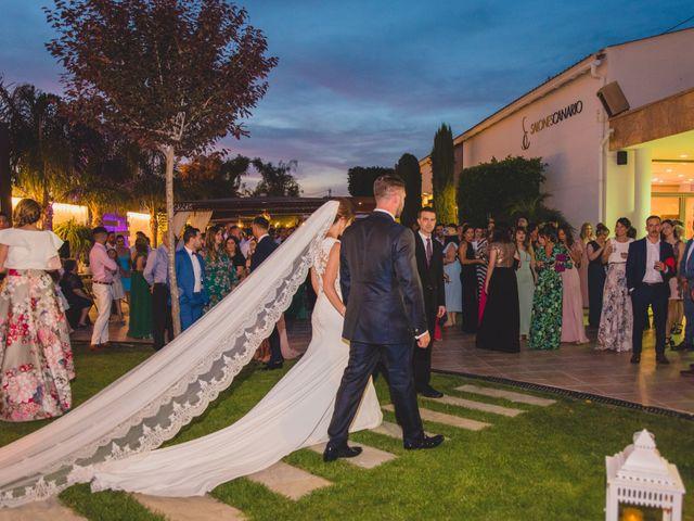 La boda de Almudena y Hugo en Rojales, Alicante 84