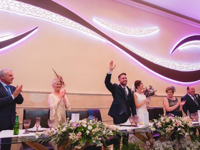 La boda de Almudena y Hugo en Rojales, Alicante 87