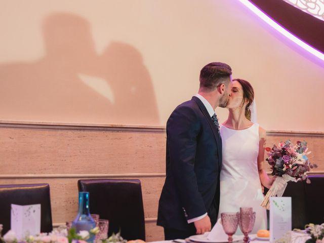 La boda de Almudena y Hugo en Rojales, Alicante 89