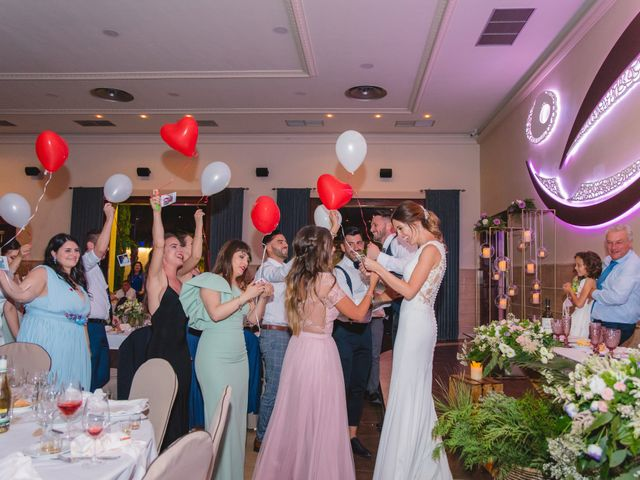 La boda de Almudena y Hugo en Rojales, Alicante 93