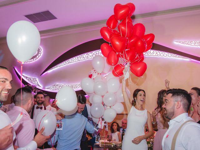 La boda de Almudena y Hugo en Rojales, Alicante 95