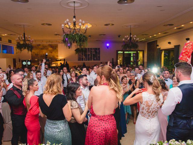 La boda de Almudena y Hugo en Rojales, Alicante 99