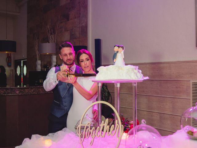 La boda de Almudena y Hugo en Rojales, Alicante 102