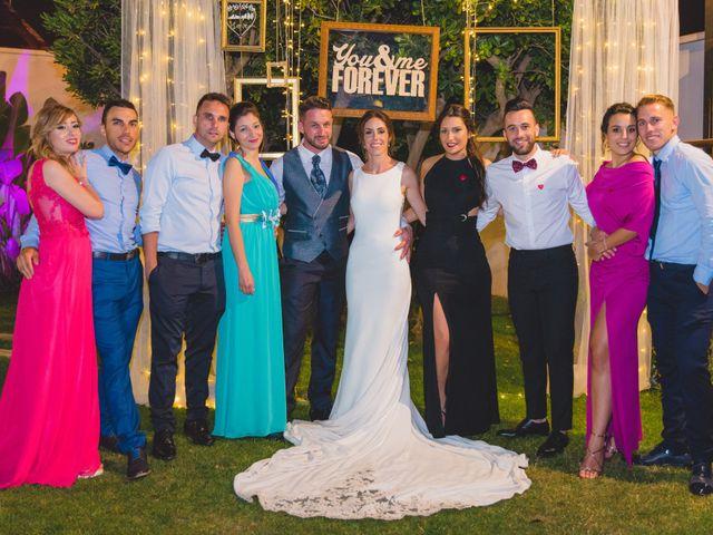 La boda de Almudena y Hugo en Rojales, Alicante 107