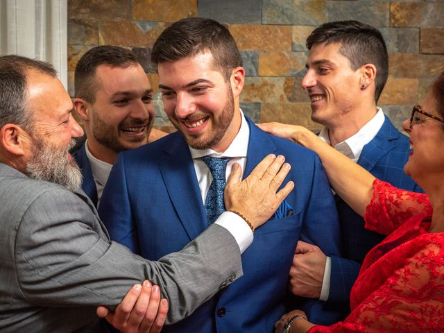 La boda de Libertad y Carlos en Alcantarilla, Murcia 6