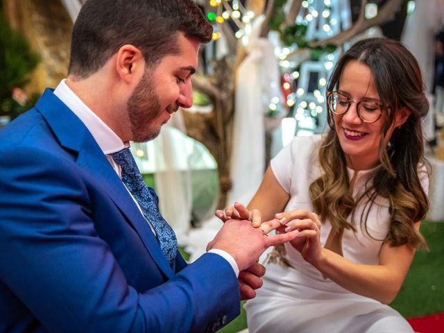 La boda de Carlos y Libertad