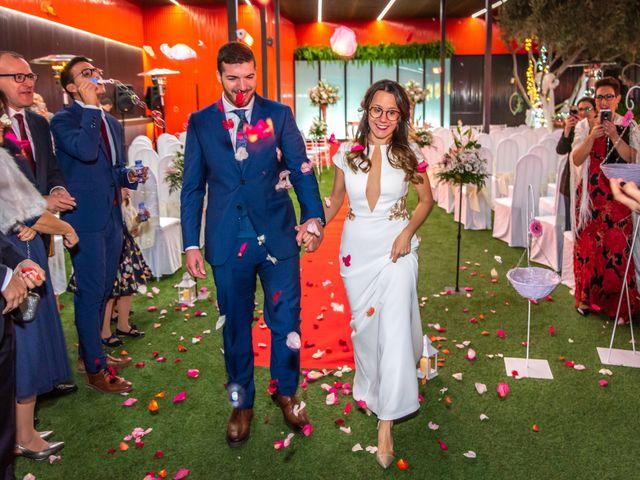 La boda de Libertad y Carlos en Alcantarilla, Murcia 22