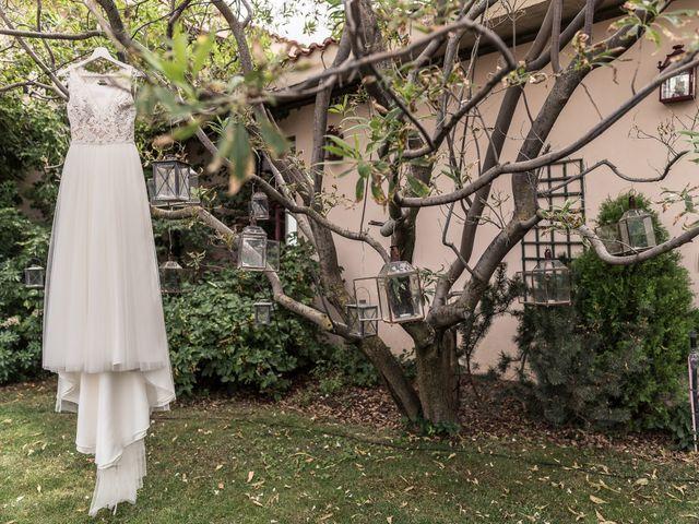 La boda de César y Mamen en San Agustin De Guadalix, Madrid 8